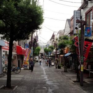 <写真1>谷津遊路商店街