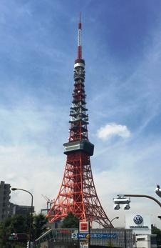 東京タワー写真 - コピー