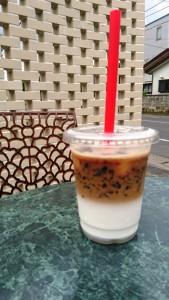 コーヒーゼリーラテ2